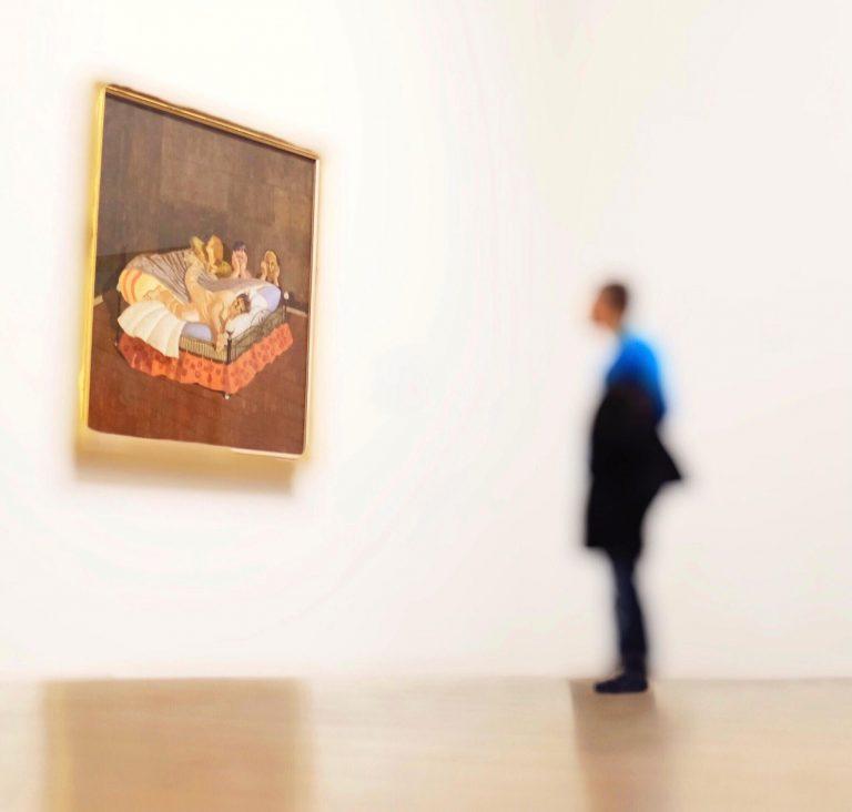 Focusing on Art